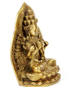 Guan Yin - Bodhisattva The Goddess of Compassion statue - TAIGS000