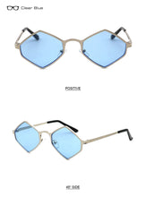 Load image into Gallery viewer, Trending Diamond Sharp Sunglasses - TAIGS000