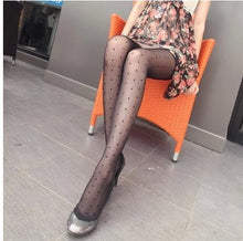 Load image into Gallery viewer, Vintage Faux Tattoo Stockings - TAIGS000