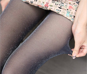 Vintage Faux Tattoo Stockings - TAIGS000