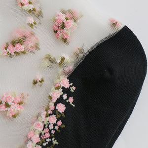 Spring Flowers socks - TAIGS000