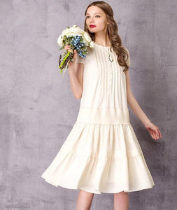 Elegant Sun Dress - TAIGS000