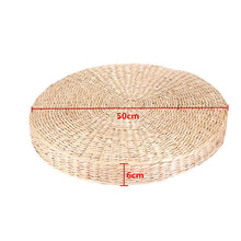 Load image into Gallery viewer, 50cm Round Pouf Tatami Cushion - TAIGS000