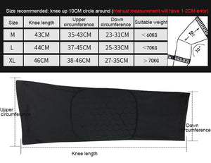 Honeycomb Knee Brace - TAIGS000