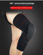 Load image into Gallery viewer, Honeycomb Knee Brace - TAIGS000