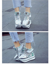 Load image into Gallery viewer, Platform Women Sneakers - TAIGS000