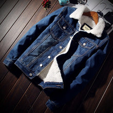 Load image into Gallery viewer, Denim Cowboy Jacket - TAIGS000