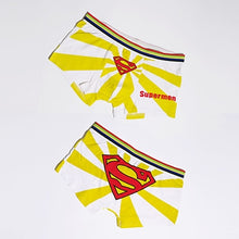 Load image into Gallery viewer, Superman Men Underwear - TAIGS000