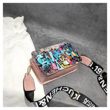 Load image into Gallery viewer, Graffiti shoulder bag - TAIGS000