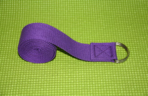D-Ring Yoga Belt - TAIGS000
