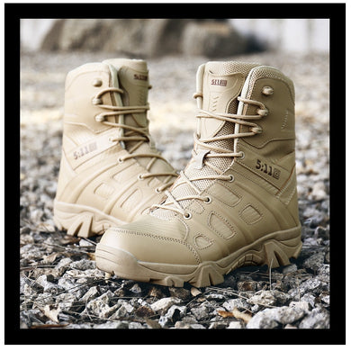 Men Tactical Military Boots