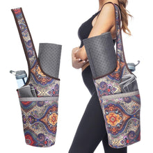 Load image into Gallery viewer, Canvas Yoga Bag - TAIGS000