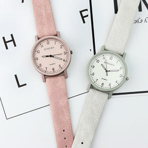 Suede Wrist watch - TAIGS000