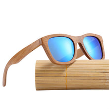 Load image into Gallery viewer, Retro Beach Wooden Glasses - TAIGS000