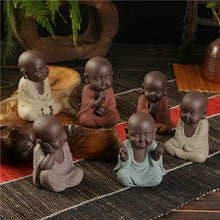 Load image into Gallery viewer, Happy bUddHA Sand Figurines - TAIGS000