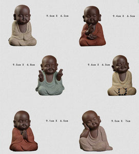 Happy bUddHA Sand Figurines - TAIGS000