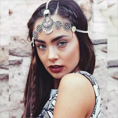Multilayer Boho Head Chain - TAIGS000