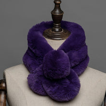 Load image into Gallery viewer, Faux Fur Scarves - TAIGS000