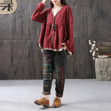 Oversized Boho Cardigan - TAIGS000
