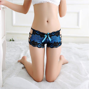 Sexy Lace Boxer Briefs women - TAIGS000