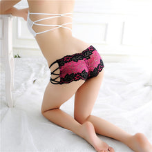 Load image into Gallery viewer, Sexy Lace Boxer Briefs women - TAIGS000