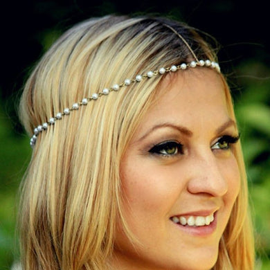 Metal Punk Headband - TAIGS000