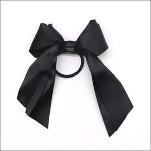 Satin Ribbon Bow Hair Band - TAIGS000
