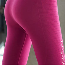 Load image into Gallery viewer, women's seamless yoga leggings - TAIGS000