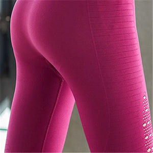 women's seamless yoga leggings - TAIGS000