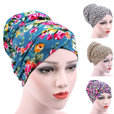Printed Headscarf  Hijab - TAIGS000