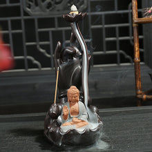 Load image into Gallery viewer, Ceramic Backflow Incense Burner - TAIGS000