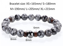 Load image into Gallery viewer, Men's Bracelets - wooden beaded bracelet for THE Man - TAIGS000