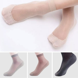 Bamboo Yoga Socks - TAIGS000