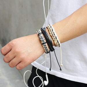 Punk Charm Bracelet set - TAIGS000