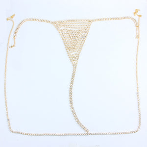 Rhinestone Brief for Women - TAIGS000