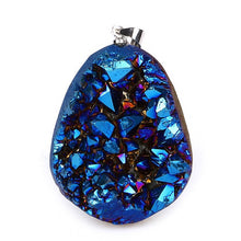 Load image into Gallery viewer, Drop Pendants -  Chakra for healing - TAIGS000