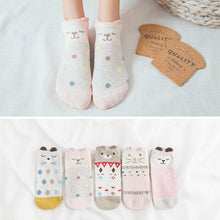 Load image into Gallery viewer, Ankle socks Set - TAIGS000