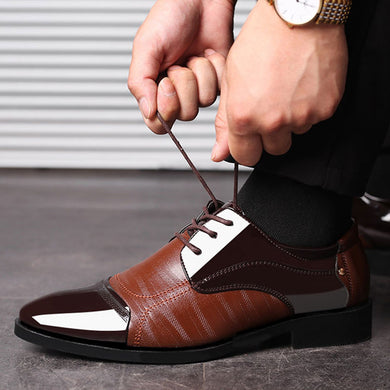 Business Luxury OXford Shoes - TAIGS000