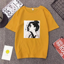 Load image into Gallery viewer, Printed O neck t shirt - TAIGS000