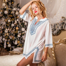 Load image into Gallery viewer, Embroidered Tunic - TAIGS000