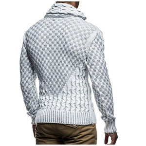 Casual Knitwear Men's Pullover - TAIGS000