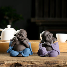 Load image into Gallery viewer, Maitreya Buddha  sculpture tea pets - TAIGS000