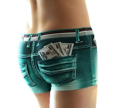 Casual 3D Print Underpants - TAIGS000