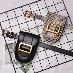 Serpentine Waist Bag - TAIGS000