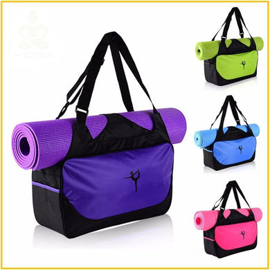 Yoga cum Gym bag