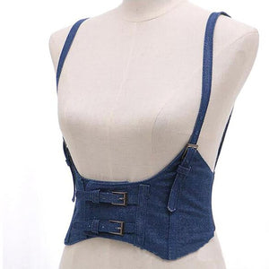 Harness Corset Belt - TAIGS000