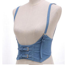 Load image into Gallery viewer, Harness Corset Belt - TAIGS000