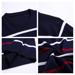 Slim fit Striped Jumper Men - TAIGS000