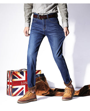 New Men Warm Jeans - TAIGS000