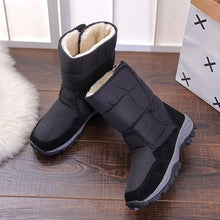 Load image into Gallery viewer, Waterproof snow boots men - TAIGS000